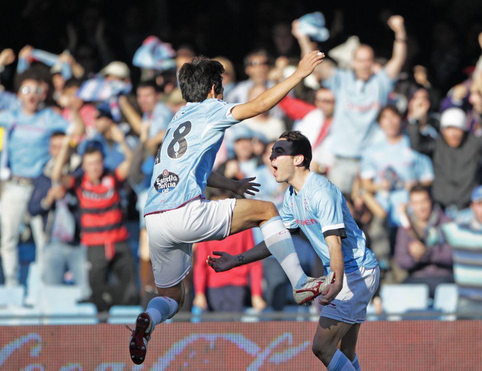 El Valencia tiene un acuerdo con Aspas hasta junio de 2018