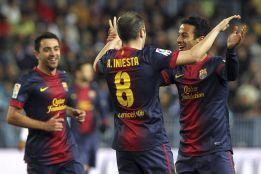 """El Barça presume en su web: """"5.000 pases más que el Madrid"""""""