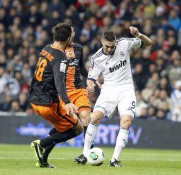 El Madrid jugará la vuelta de Copa el miércoles 23