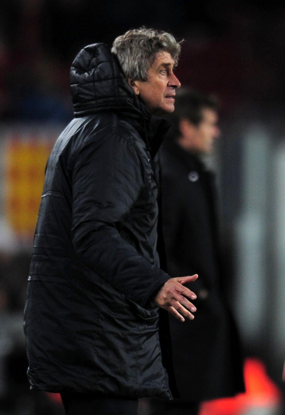 "Pellegrini: ""En la segunda parte hemos superado al Barcelona"""