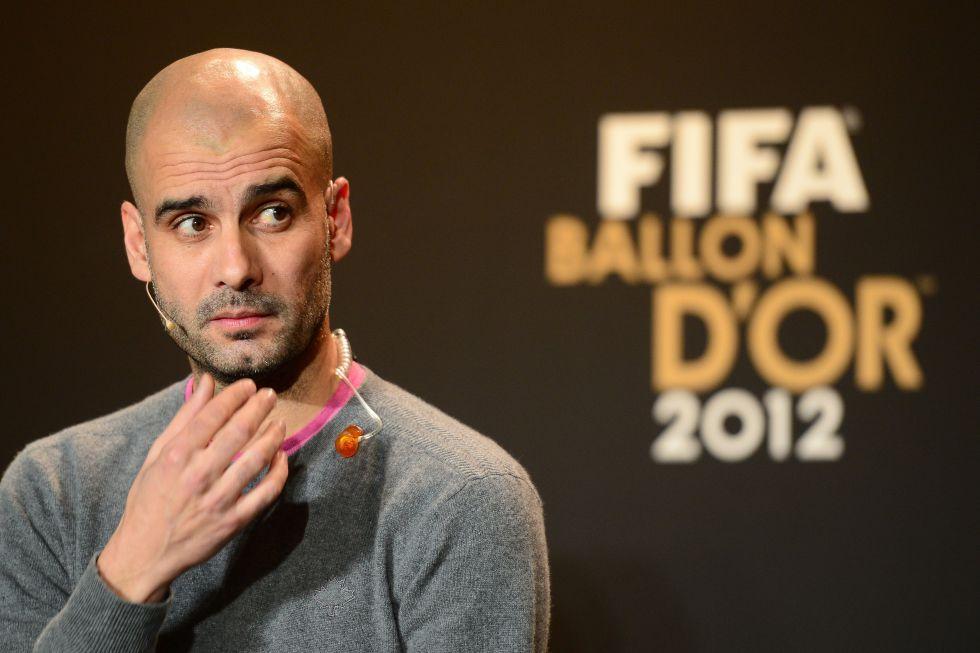 Guardiola entrenará al Bayern
