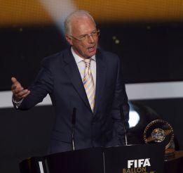 """Beckenbauer: """"Sólo puedo decir que me quito el sombrero"""""""
