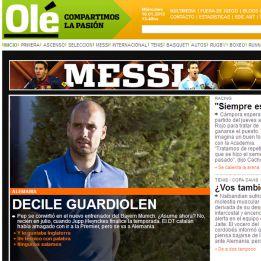 """La prensa mundial: """"El Chelsea se frustra; decidle Guardiolen"""""""