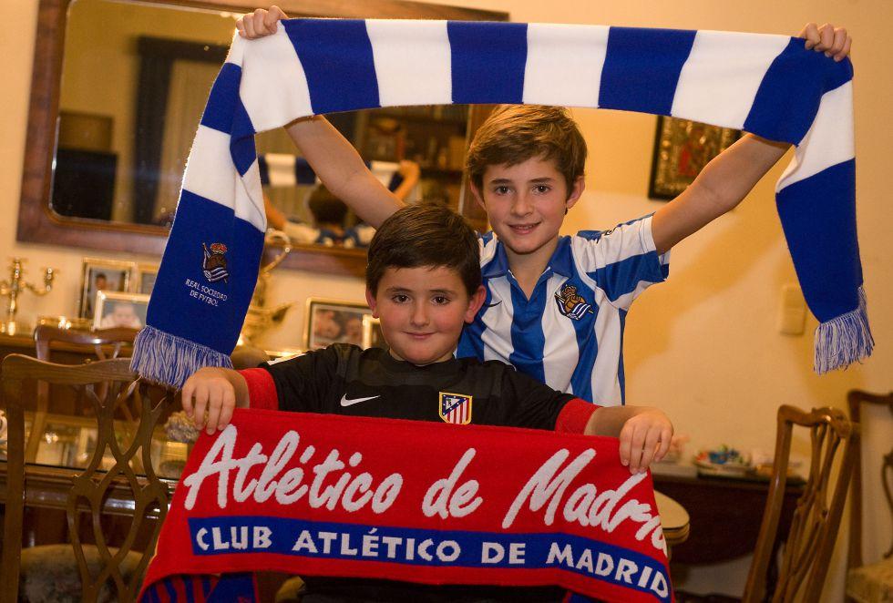 Rodrigo Arocena entra en la historia del Atlético de Madrid