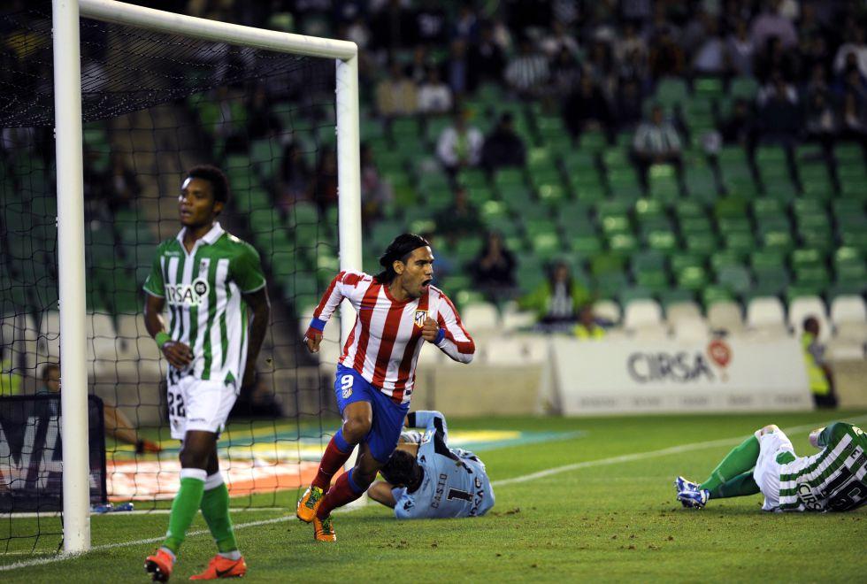 """Falcao: """"El Atlético de Madrid me hace sentir importante"""""""