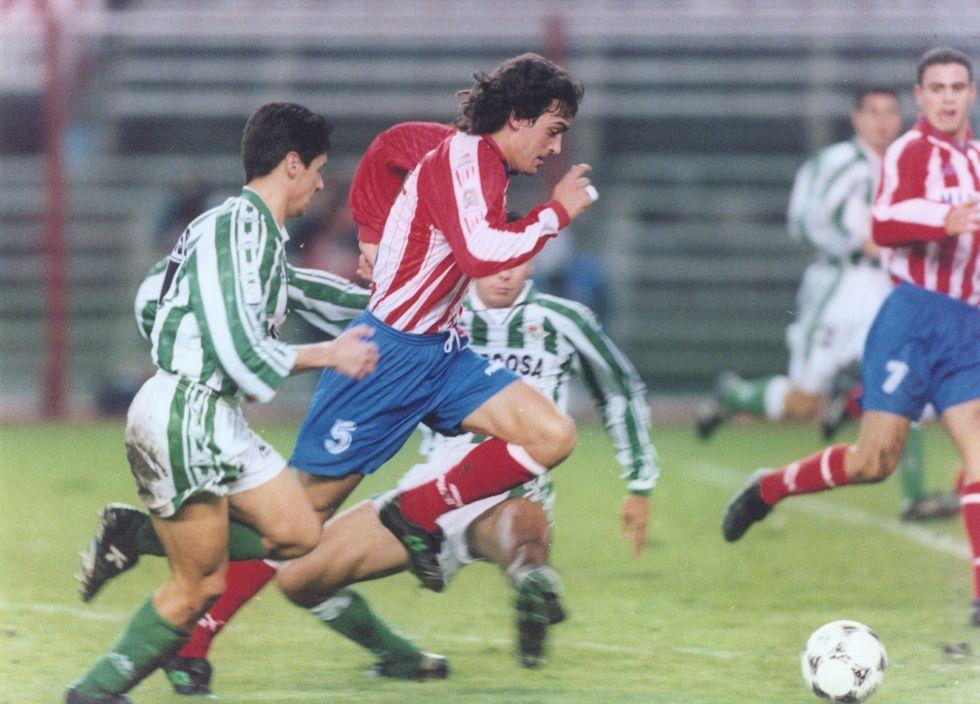 El Betis sólo eliminó una vez al Atlético de Madrid en la Copa