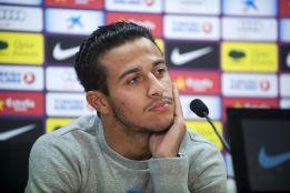 """Thiago: """"¿Irme yo al Bayern? No, estoy aquí y ni me lo planteo"""""""