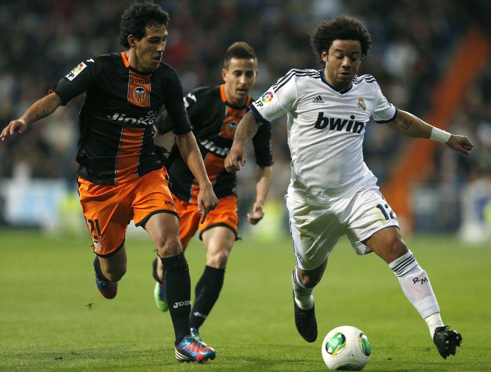 Mourinho espera tener al mejor Marcelo para el Manchester