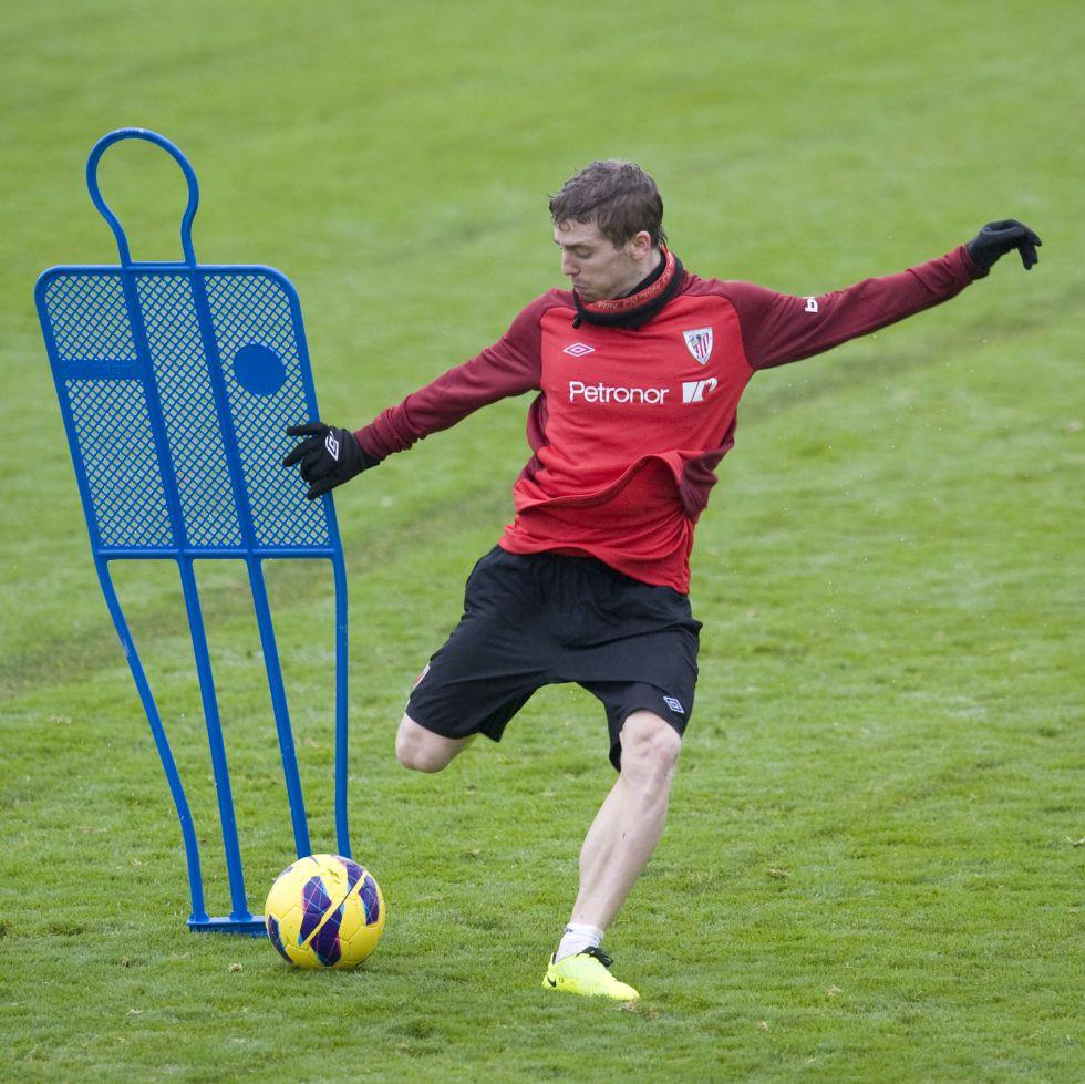 Iker Muniain encadena cinco meses sin marcar un gol