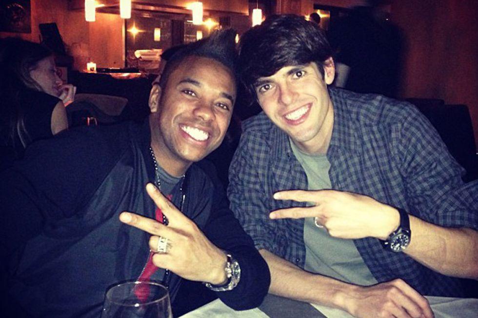 El Milán confirma que ya está negociando la cesión de Kaká