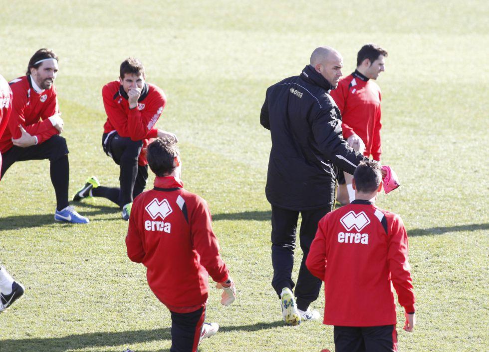 Jemez podrá contar con Javi Fuego frente al Granada