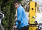 Hugo Mallo, operado con éxito de la grave lesión de rodilla