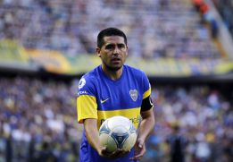 El Palmeiras dice que el fichaje de Riquelme est medio hecho