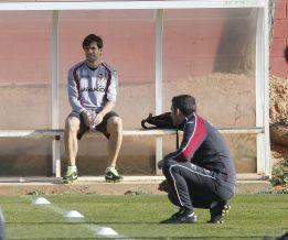 Optimismo en el Valencia con la vuelta de Albelda para la Copa