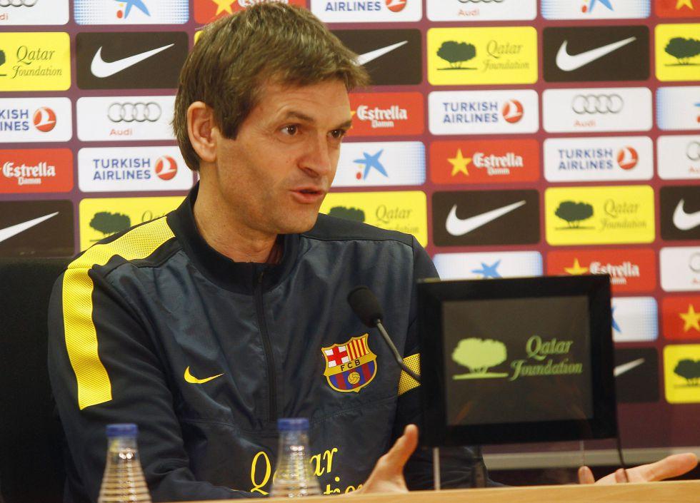 """Tito: """"Nunca es buen momento para que Víctor diga que se va"""""""