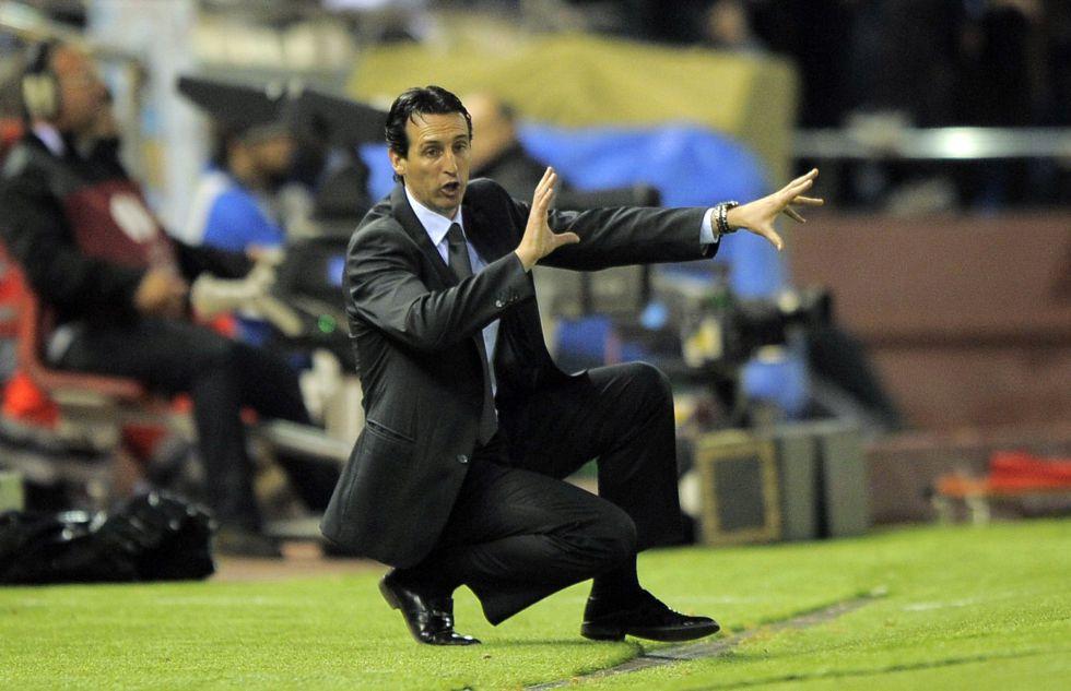 "Emery: ""No espero que Negredo explote, sino que reviente"""