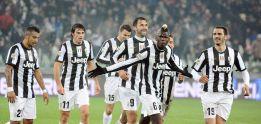 El Juventus golea y sigue líder