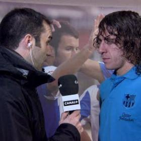 "Puyol: ""We gave everything but La Real deserved the victory"""