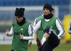 Frío reencuentro entre Cristiano y Mourinho tras la bronca