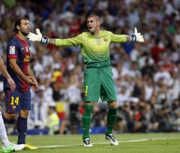 El Barcelona piensa en Courtois como relevo de Víctor Valdés
