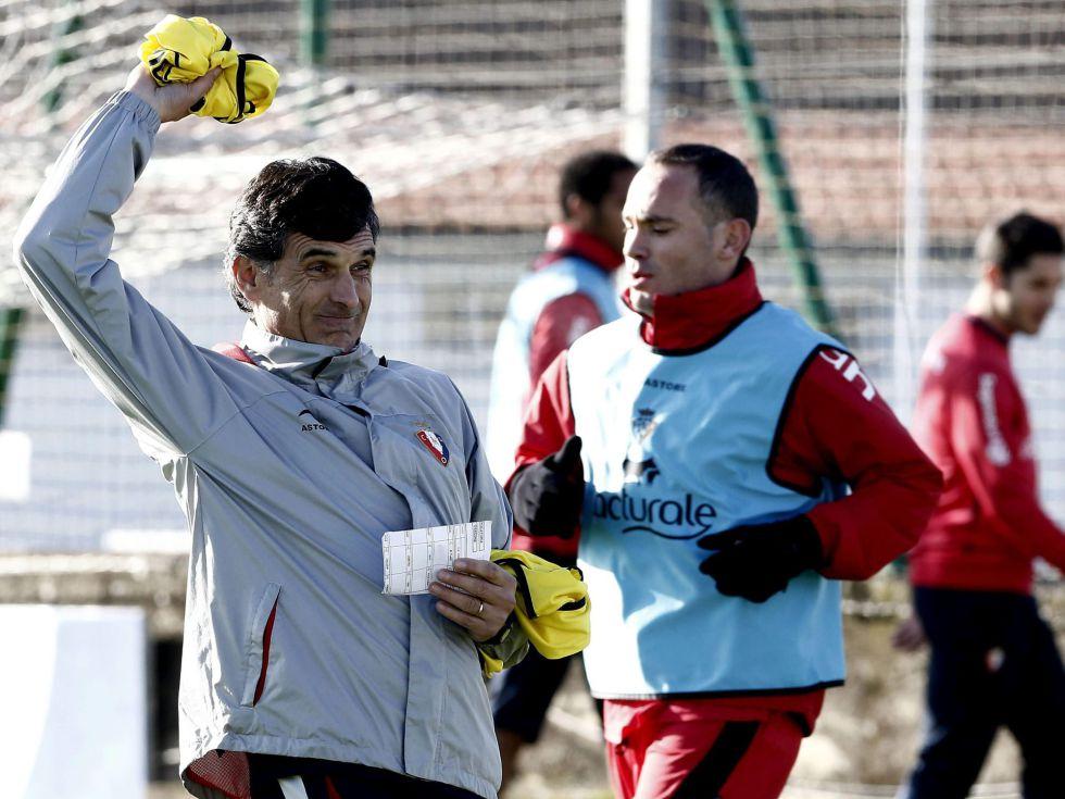 """Mendilibar: """"Que la afición vea que queremos hacer por ganar"""""""