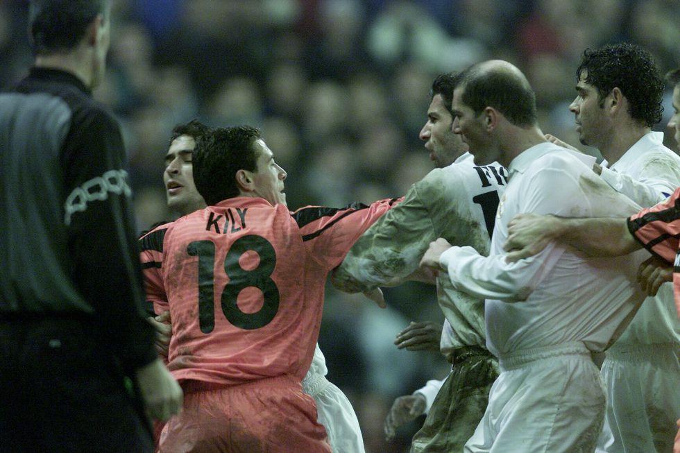 """Kily González: """"Recuerdo muchos follones con el Madrid"""""""