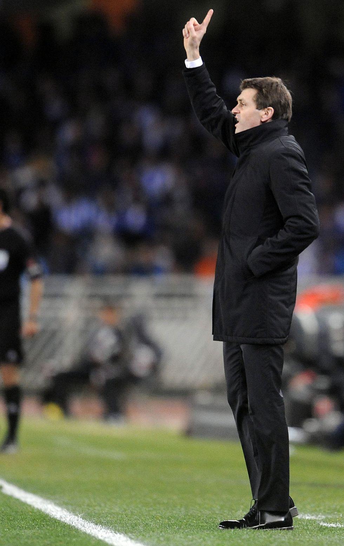 """""""Le dije a Piqué que a la primera falta que hiciese le expulsaban"""""""