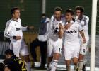 Marcelino se estrella en su debut: manita del Castilla