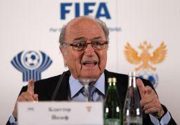 Blatter expresa el rechazo de la FIFA a una liga de la CEI