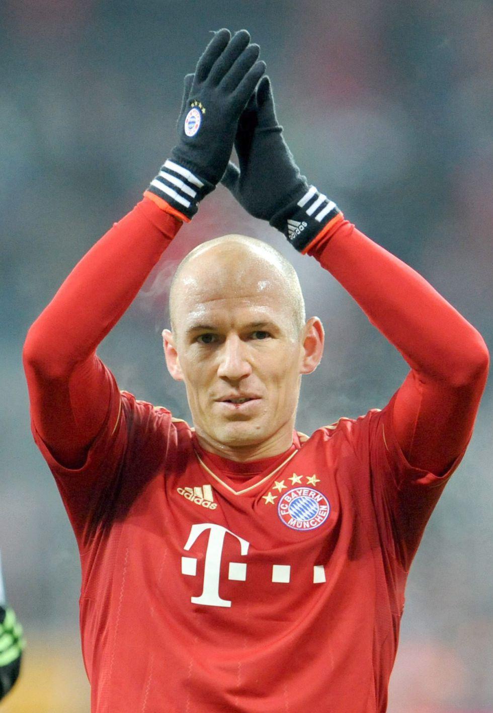 """Robben: """"Me quedé sorprendido porque todo fue muy rápido"""""""