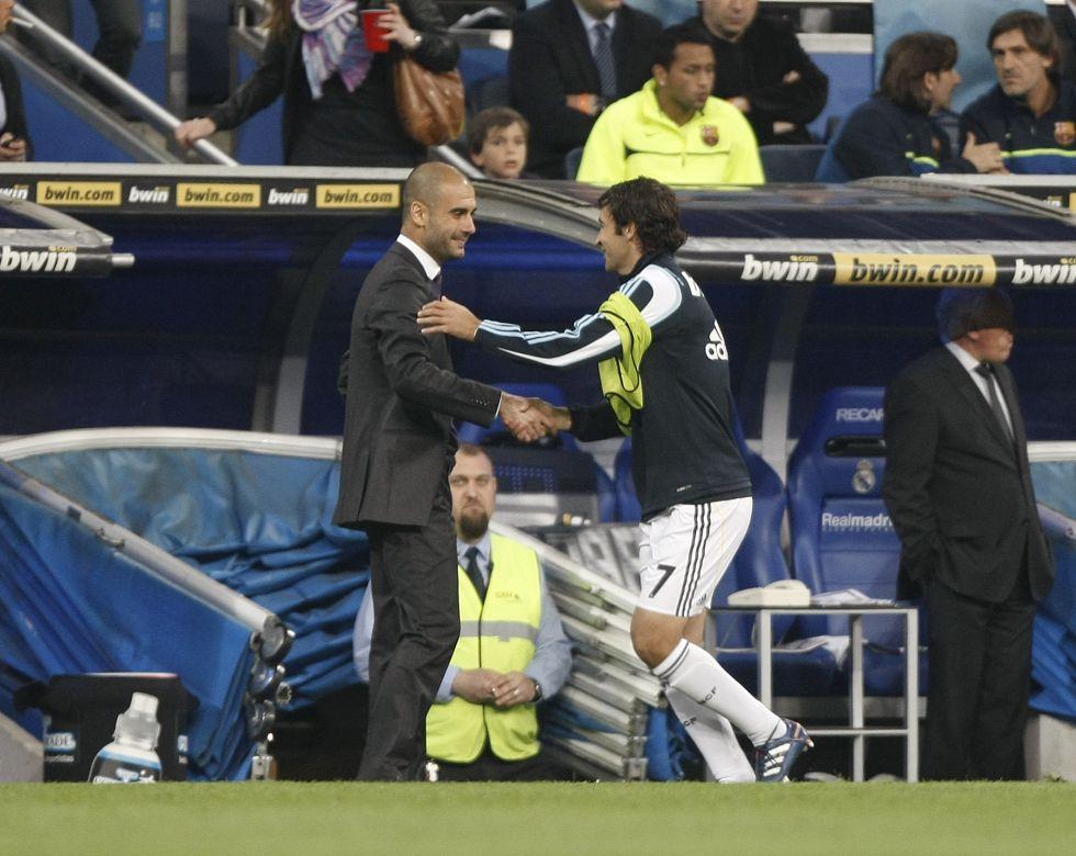 En Alemania creen que Raúl puede ser auxiliar de Guardiola