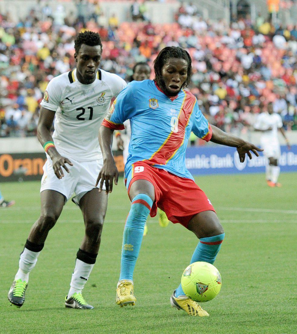Se durmió Ghana y Congo logró un empate muy merecido