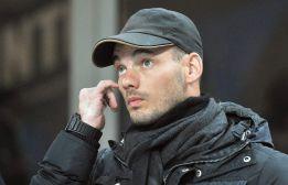 El Galatasaray ficha a Sneijder