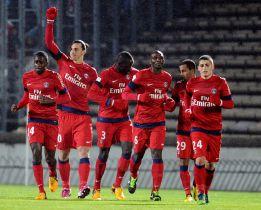Ibrahimovic devuelve al Paris Saint Germain al liderato