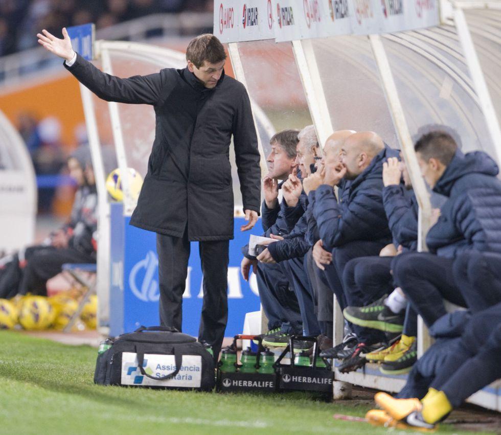 La primera 'final' será en Málaga sin Tito Vilanova en el banquillo