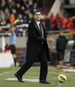 """Valverde: """"Al Real Madrid le sorprendes una vez, no dos"""""""