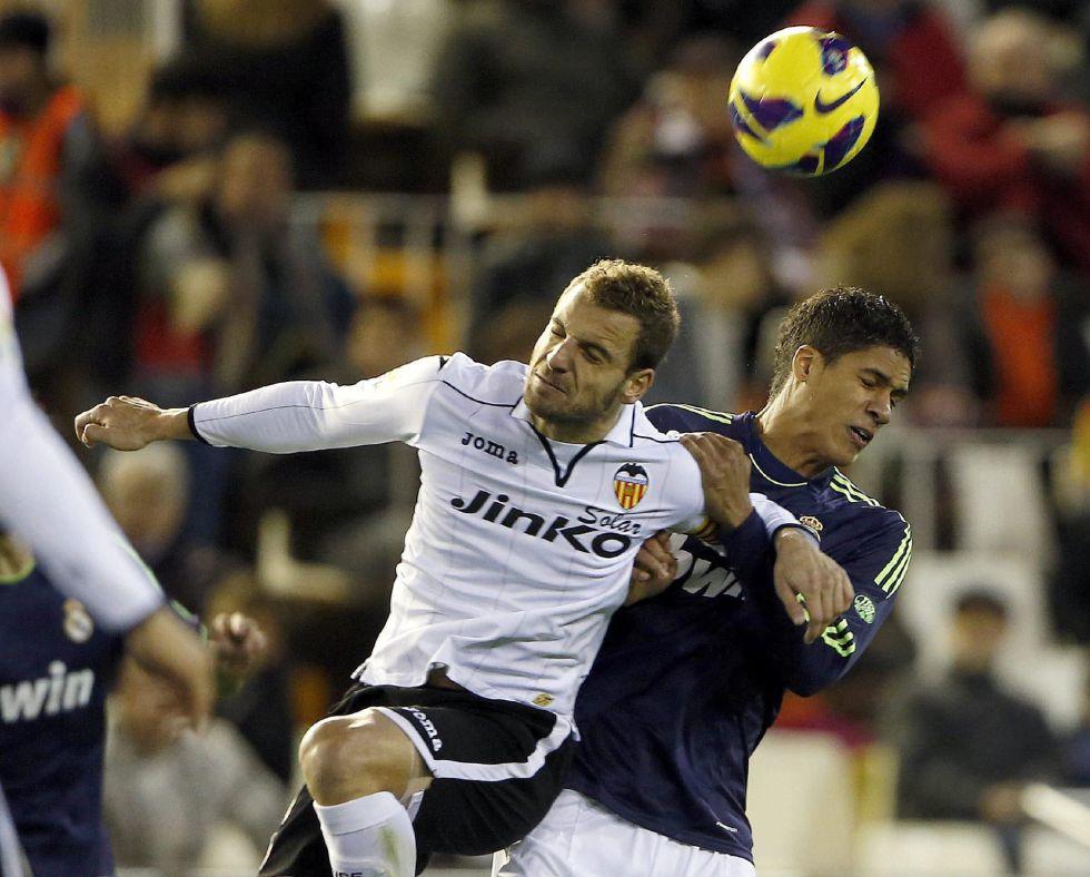 Soldado, KO para el partido de mañana contra el Real Madrid