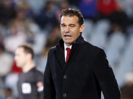 """Luis García: """"Quiero que Colunga se quede en el Getafe"""""""