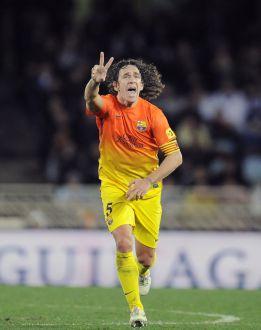 Puyol firma este martes su renovación hasta junio de 2016