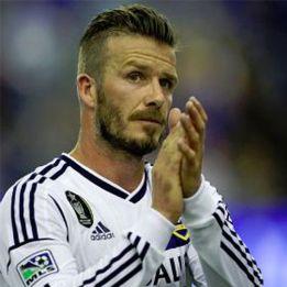 Eriksson quiere llevarse a Beckham al Al-Nasr árabe