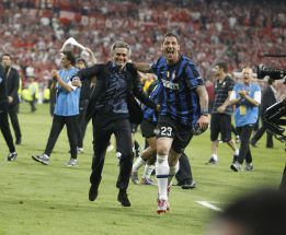 Materazzi: &quot;Mourinho me ense mucho, como nadie&quot;