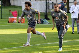 Kaká y Marcelo, fuera de la primera lista de Felipe Scolari