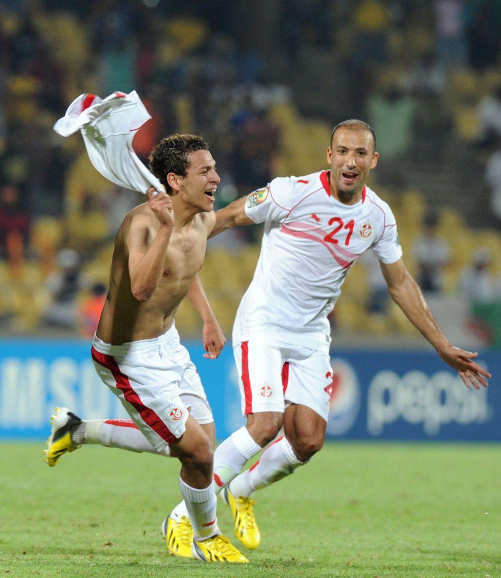 Un golazo de Msakni en el 91' frustra el buen debut de Feghouli