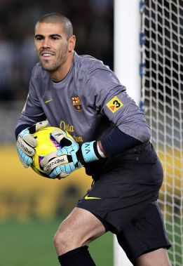 Valdés, el recambio que quiere Ferguson para David de Gea