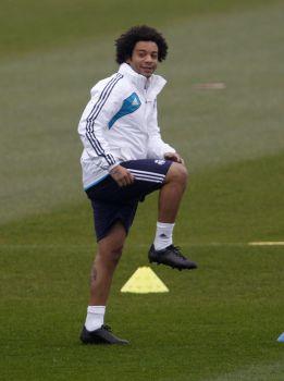 """Marcelo: """"Pisar de nuevo el Bernabéu fue una gran emoción"""""""
