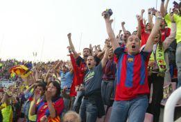El Castilla llena el Miniestadi