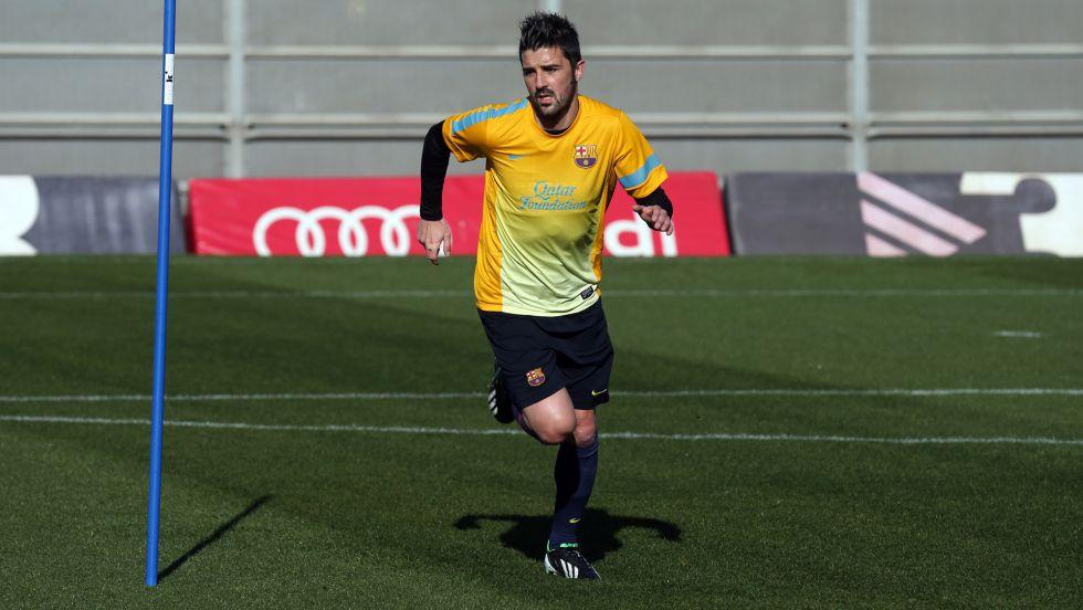 El Barça va con todo a Málaga; Villa entra en la convocatoria