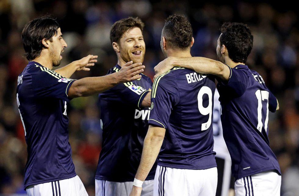 El Madrid confirmó su superioridad y ya está en semis