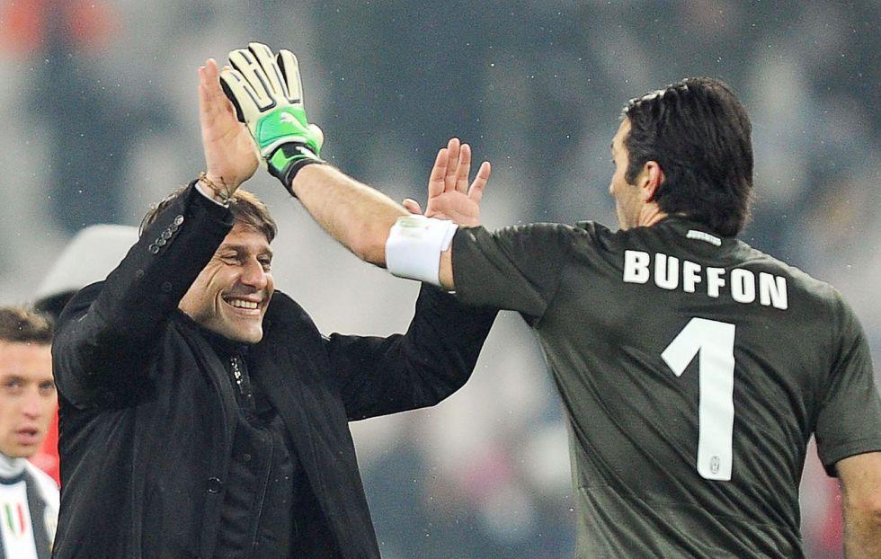 Buffon renueva con la Juve por dos años, hasta junio de 2015