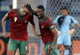 Marruecos salva los muebles ante Cabo Verde